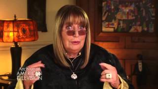 """Penny Marshall On Directing """"A League Of Their Own"""" - EMMYTVLEGENDS.ORG"""