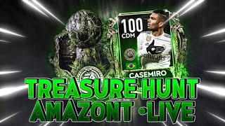 🔴AM PRINS CASEMIRO DE 100 + PACK OPENING! - LIVE Fifa Mobile #105 (ROAD TO 2K SUBS) thumbnail