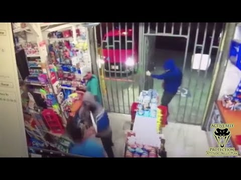 Unluckiest Robbers Ever Stopped by Cops | Active Self Protection