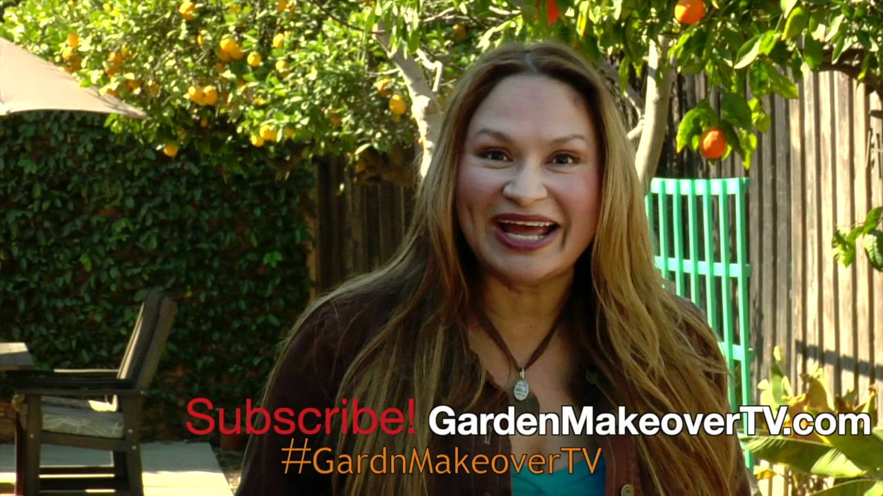 Garden Makeover TV Web Series Trailer With Shirley Bovshow ...