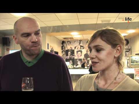 Intervju: Katarina Čas in John Michael McDonagh iz filma Policist The Guard