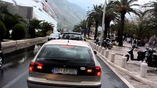 Котор. Черногория(Въезд в город со стороны Тивата., 2012-09-23T19:48:21.000Z)