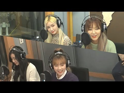 Hey Girls (헤이걸스) @ 181231 Sound K Arirang Radio full ver.