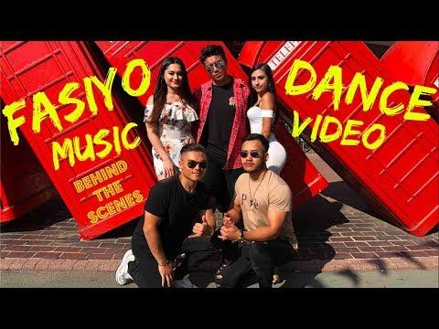 Fasiyo Dance | Music Video Behind The Scenes | VJ Music | Sega Gurung
