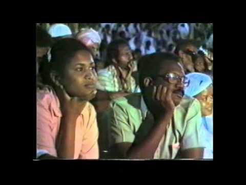 Eritrea, Football and Bahli in Meda1988.wmv