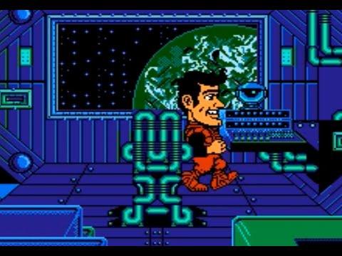 The Adventures of Rad Gravity (NES) Playthrough - NintendoComplete
