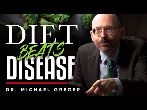 DR. MICHAEL GREGER - HEALTHY DIETS: Can A Healthy Diet Help Prevent And Beat Diseases? | London Real thumbnail