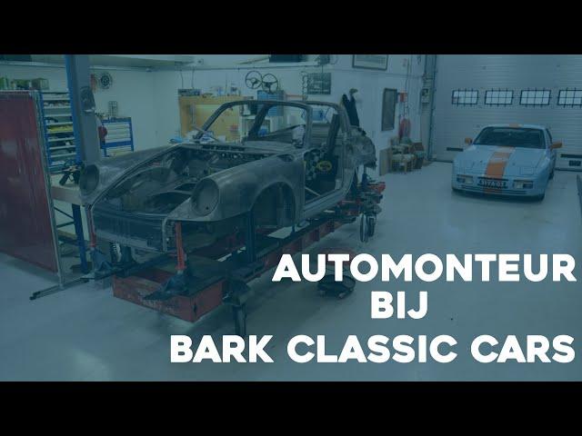 Automonteur vacature bij Bark Classic Cars in Den Dolder