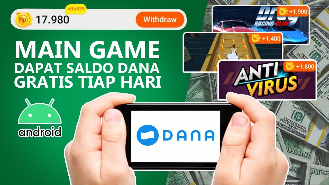 Aplikasi Penghasil Uang TERLEGIT 2021 | Main Game Dapat ...