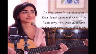 too good at goodbye, sam smith  cover by luciana zogbi