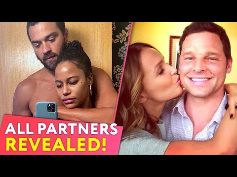 Grey's Anatomy: Real-life Partners 2019 Revealed |⭐ OSSA Radar