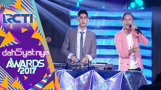 "Rizky Febian & DJ Al Ghazali ""Penantian Berharga"" | Dahsyatnya Awards 2017"