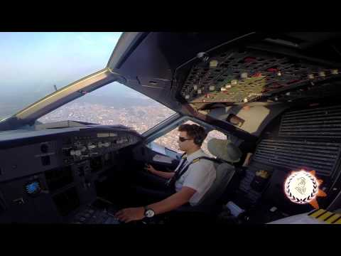 A320 - a pilots life for Sami...