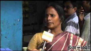 Public Frustrated on Hike in Aavin Milk Rates - Dinamalar Nov 1st 2014 News