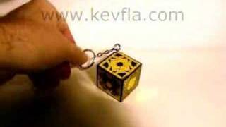 Hellraiser Puzzle Box Key Chain