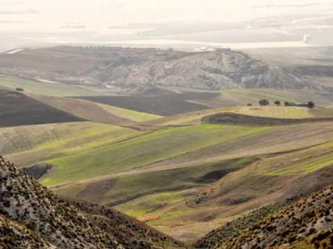 TUNISIA LANDSCAPE