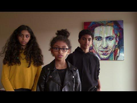 Un message des enfants de Raif Badawi