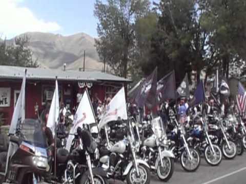 POW * MIA Awareness Rally For Bowe Bergdahl In Hailey Idaho