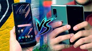 Motorola RAZR vs Galaxy Fold ¿Cúal es mejor?