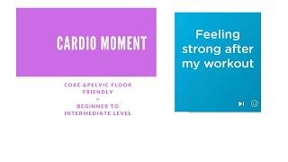 Cardio Moment - Conscious Cardio