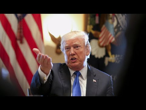 """Trump denies making """"sh*thole countries"""" comment"""