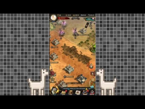 Llama Plays WaO: Crazy People Attacking Flags in War and Order Kill Event