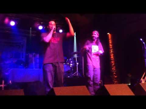 Mc Rene - Spax / Freestyle @ Krasscore Hip Hop Jam 2013 Dresden