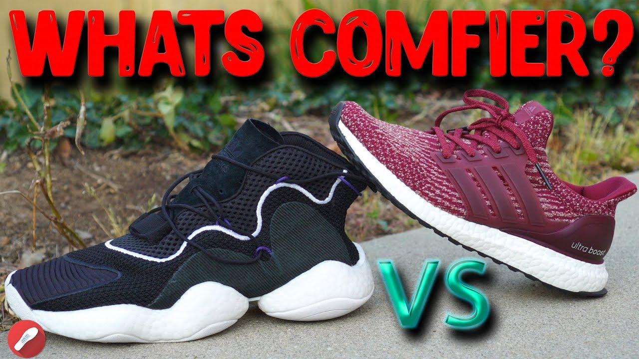 adidas BYW Boost You Wear vs. Ultra Boost