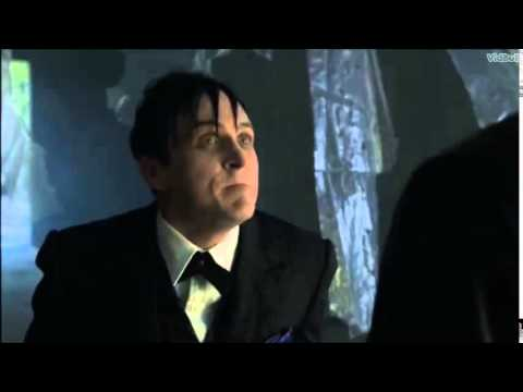 Gotham - The Penguin kills Frankie Carbone