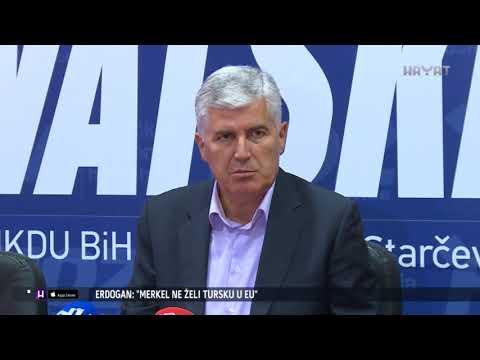 DRAGAN ČOVIĆ IZ MOSTARA PORUČIO: 'IZGUBILI SMO VEĆINE NA SKORO SVIM NIVOIMA VLASTI' (04 09 2017)