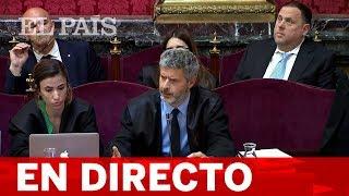 DIRECTO JUICIO DEL PROCÉS | Testifican los 'OBSERVADORES INTERNACIONALES'