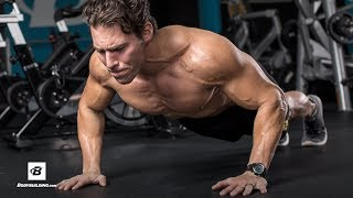 15-Minute Full Body Workout | IFBB Physique Pro Craig Capurso