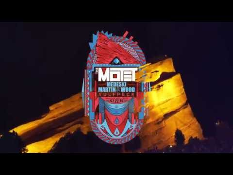 "The Motet @ Red Rocks - 7/22/2016 - ""The Truth"""