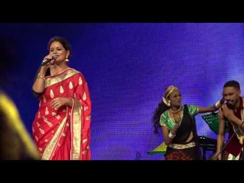 06 Un mela oru kannu D Imman Live in Singapore
