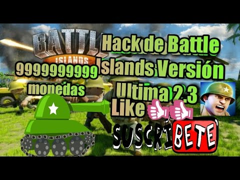 Hack de Battle Islands Versión Ultima 2.3