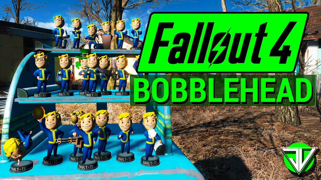 fallout 4 all 20 bobblehead locations in fallout 4 easy to use