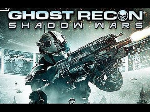 Ghost Recon: Shadow Wars 3DS Video Review