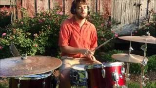 "Young the Giant - ""Amerika"" - Drum Cover by Luke Rausch"