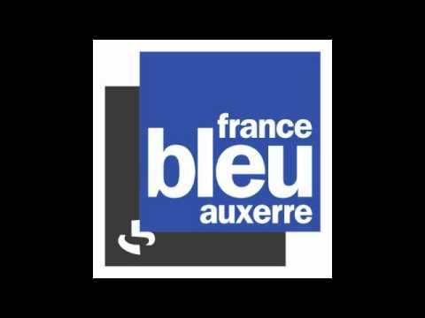 Interview sur Radio France Bleu Auxerre