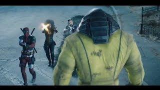 Deadpool 2 - Final Battle 2018 - Movie Clip HD