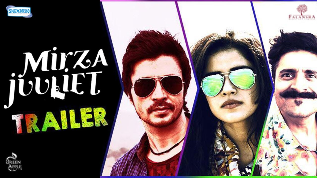Trailer of Mirza Juuliet modern days love story