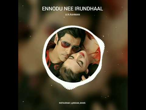 ENNODU NEE IRUNDHAAL | By 'THE FIDDLE AND THE KEYS' || I MOVIE | King of BGM