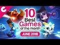 Top 10 Best Android/iOS Games - Free Games 2018 (June)