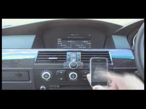 iPhone & iPhone 3G music and Handsfree in your car