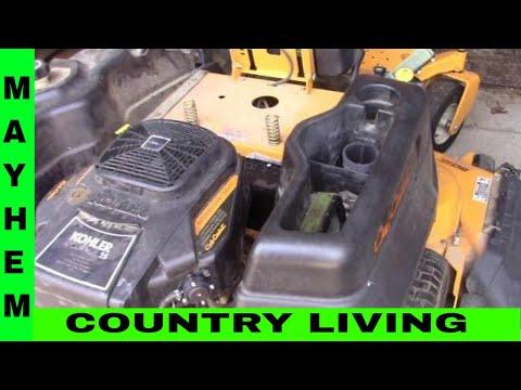 Kohler courage 25 hp fix