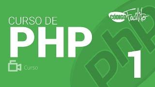 1.- Curso PHP 7  - Introducción