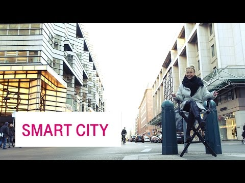 Social Media Post: Smart City - Netzgeschichten