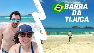 Barra da Tijuca - La mejor playa de Río de Janeiro ????????