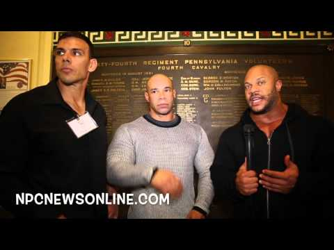 Kevin Levrone 2016 Olympia Comeback Interview: Phil Heath, Shawn Rhoden & Frank Sepe