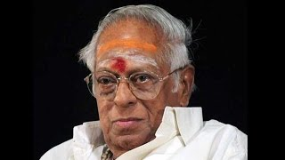 #RIPMSV : Legendary music composer MS Viswanathan dies